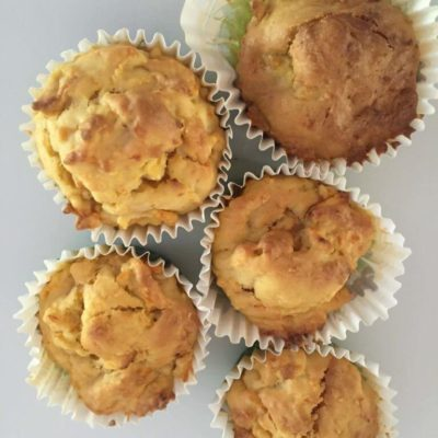 Hervorragende Apfel Karotten Muffins